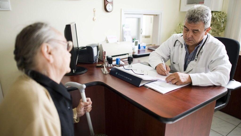 Vidéki orvosi ügyelet